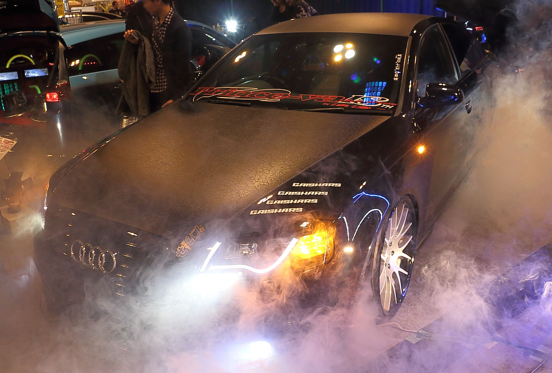 Audi A6エアロプロトタイプ
