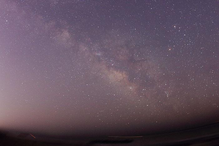 天の川(f10/Tv595)