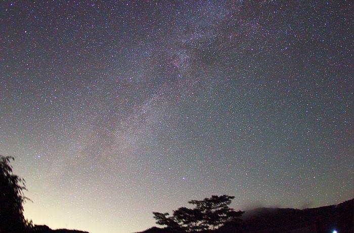 スターフォレスト御園の星空