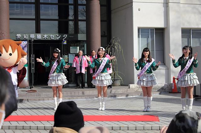 稲沢市のロコドル
