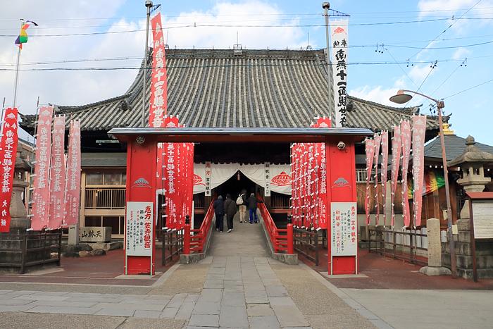 笠寺観音本堂