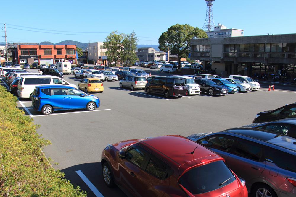 P2駐車場