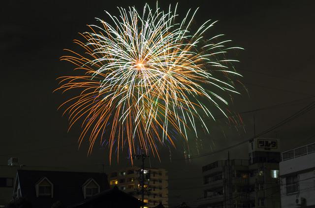 熱田の花火その3