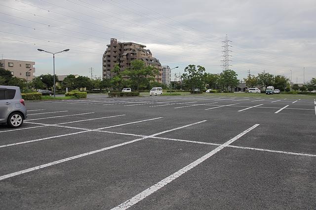 南地区駐車場