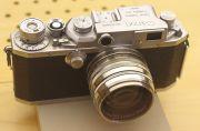 1950年代のキャノンのフィルムカメラ