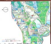 愛・地球博記念公園の会場マップ