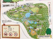 園内無料バスルート(地図)
