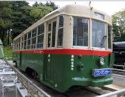 市電1400型ボギー車