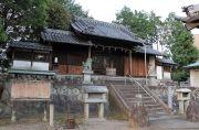 愛宕神社(木ノ下城跡)