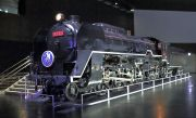 C62形式蒸気機関車