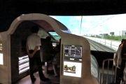 新幹線シミュレーターN700