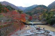 松風橋から望む風景