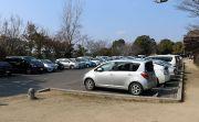 佐布里池駐車場