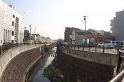 石川橋・コンビニ(サークルK)あり