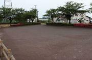 本巣ホタル公園の駐車場