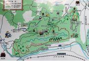 定光寺ほたるの里のマップ(観光地図)