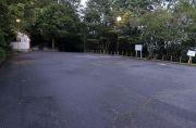 野見山展望台の駐車場