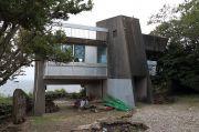 篠島と日間賀島が見渡せる展望台