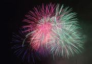 豊橋祇園祭の打ち上げ花火