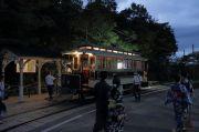 宵の京都市電