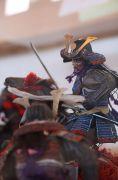 三方ケ原の戦いジオラマ「反撃」