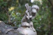 猿の神像4