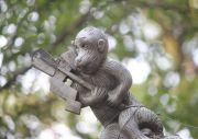 猿の神像6