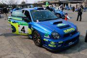 インプレッサWRcar2001【WRCカー】
