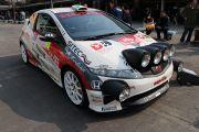 シビックR3 2008WRCモンテカルロ