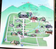 椿神社の地図