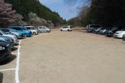 吉野山臨時駐車場