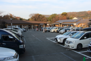 夢風ひろば駐車場