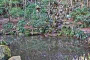 直毘の滝&神奈備池