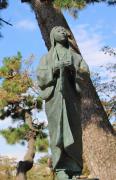 濃姫の銅像