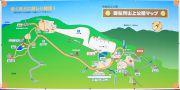 山上公園の地図