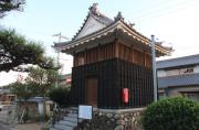 移築された二の丸太鼓櫓