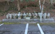 明智氏歴代の墓所