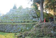 六段壁(石垣)