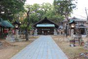 那古野神社(天王社)