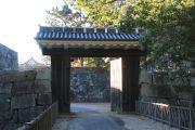 旧二之丸東ニ之門