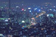 名古屋市栄の夜景