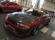 名古屋オートトレンドの展示車
